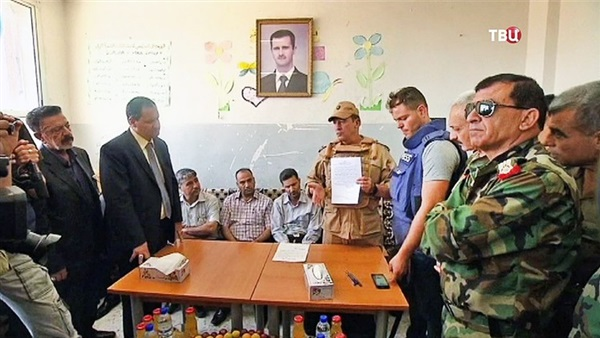 روسيا: تشكيل سلطات محلية في الأجزاء المحررة من حلب