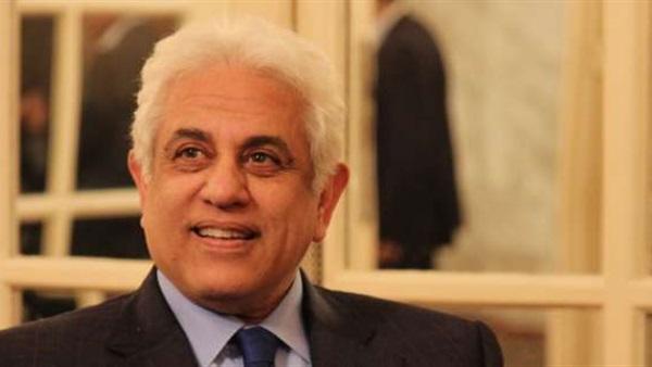 حسام بدراوي: «الناس فقدت الثقة في المدرسين»
