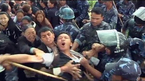 القبض على متظاهري التبت قبل وصول الرئيس الصيني إلى سويسرا