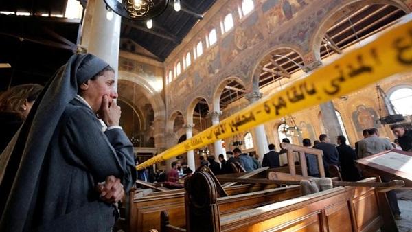 تجديد حبس المتهمن في تفجير «البطرسية» 15 يوما