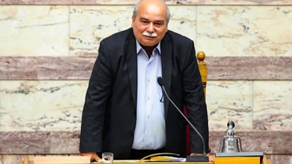 رئيس برلمان اليونان: السلام لن يتحقق إلا بإنهاء الاحتلال الإسرائيلي