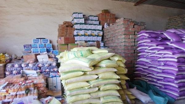 ضبط 682 طن أرز أبيض وشعير قبل بيعها بالسوق السوداء في 7 محافظات