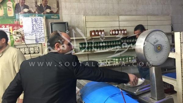 ضبط 150 زجاجة مياه معدنية منتهية الصلاحية بالغربية