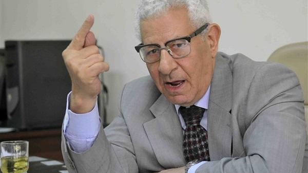 «مكرم» يطالب مدير «الأهرام» بالترشح نقيبا للصحفيين: المهنة مهددة