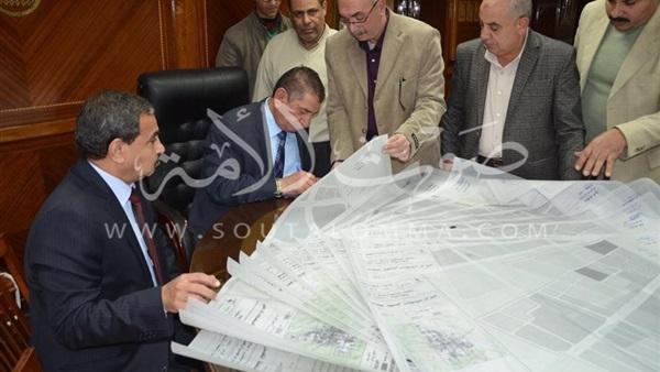محافظ كفر الشيخ يعتمد المخطط التفصيلي لمدينة دسوق (صور)
