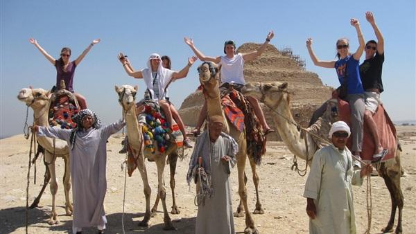 لهذا السبب.. خبراء يتوقعون تدفق السياح إلى مصر