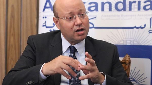 «رجال أعمال الإسكندرية» تستقبل عمدة ليبرفيل
