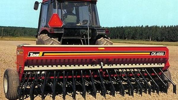 دراسة: زراعة القمح بالتسطير تعطي إنتاجية أعلى