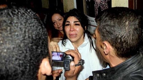غادة إبراهيم في حالة نفسية صعبة بعد صدور حكم بحبسها
