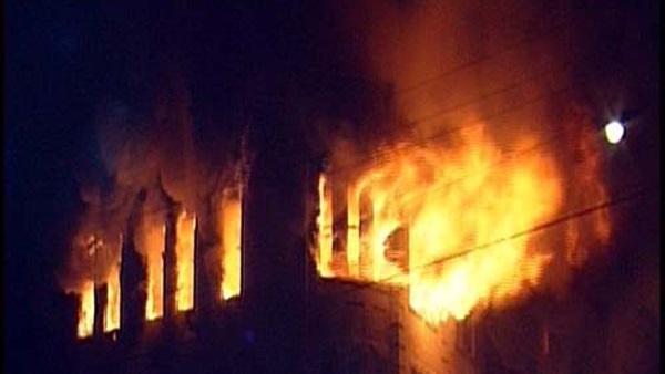 السيطرة على حريق نشب في جزيرة «قرمان» بسوهاج