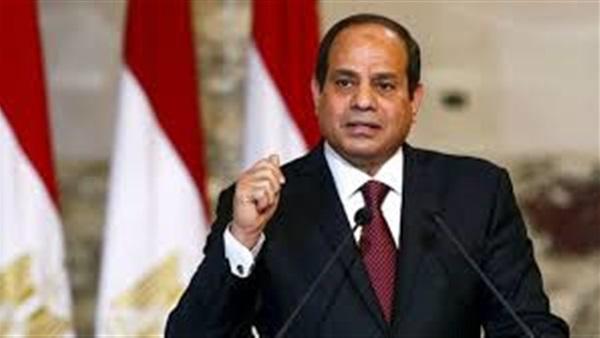 السيسي: مصر مستعدة لدعم الجيش اللبناني وأجهزته الأمنية