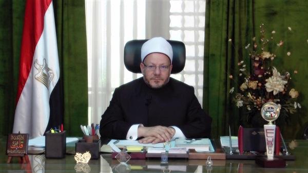 مفتى الجمهورية: لن نوجه الدعوة لقطر وتركيا لمؤتمراتنا بسبب رعايتهما للإرهاب وسبهما للأزهر