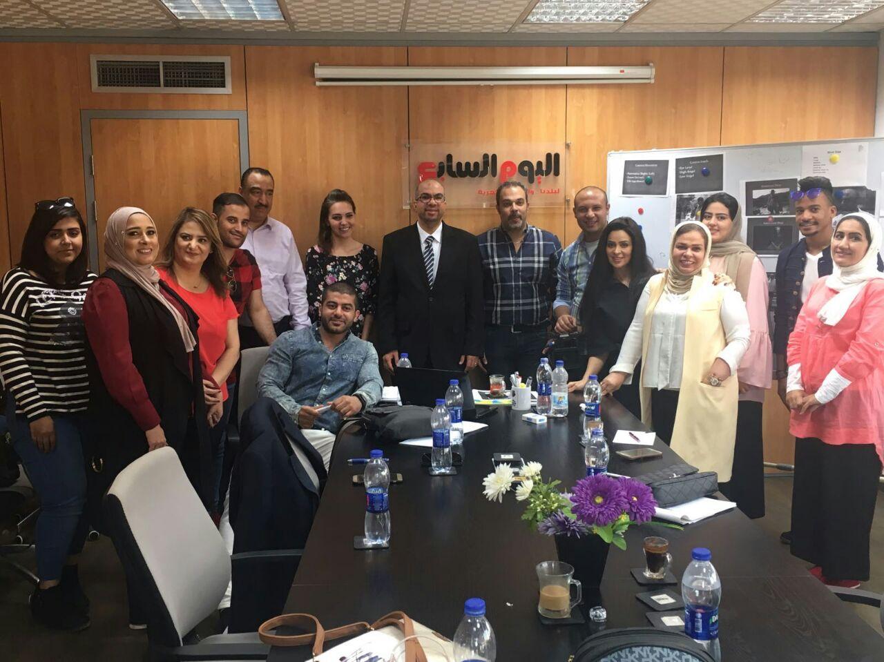 وفد الجامعة الأهلية بالبحرين يختتم زيارته للمؤسسات 4