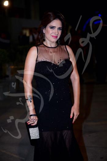 نجوم الفن بحفل إفتتاح مهرجان الإسكندرية السينمائي (5)