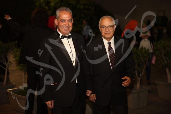 نجوم الفن بحفل إفتتاح مهرجان الإسكندرية السينمائي (6)
