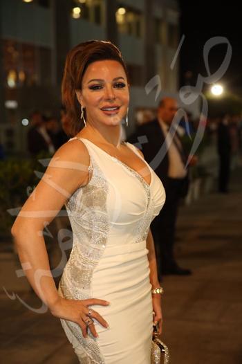 نجوم الفن بحفل إفتتاح مهرجان الإسكندرية السينمائي (2)