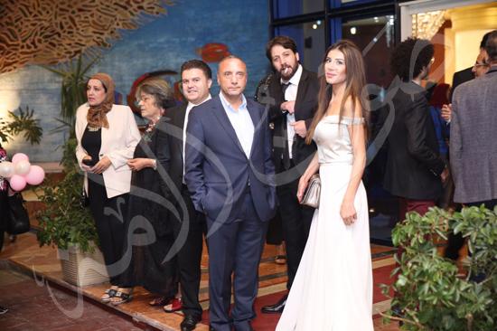 نجوم الفن بحفل إفتتاح مهرجان الإسكندرية السينمائي (1)