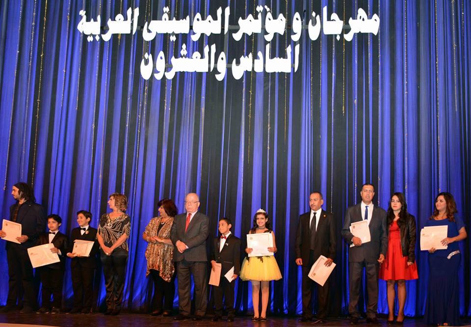 وزير الثقافة يشهد ختام مهرجان الموسيقي العربية فى دورته 26 (8)
