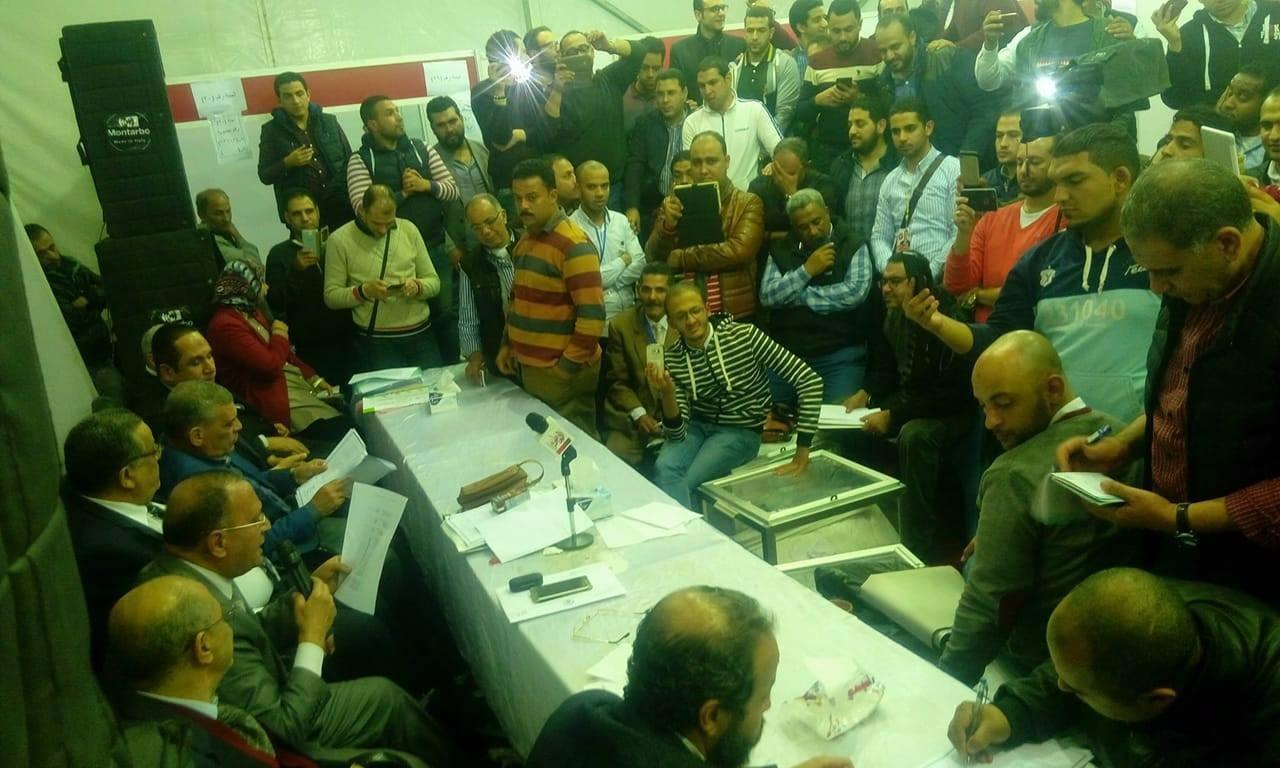 انتخابات بلدية المحلة