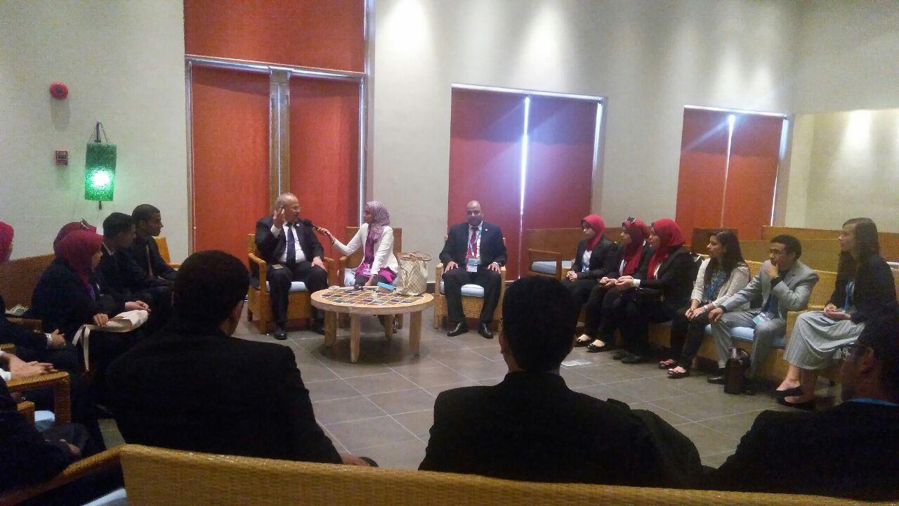 رئيس جامعة القاهرة (4)