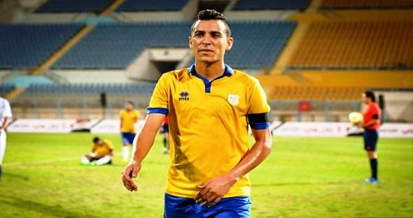 egypt-today-لاعب-النادي-الإسماعيلي-إبراهيم-حسن