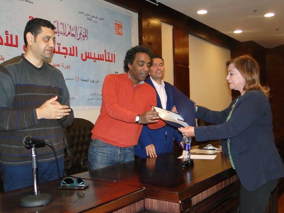 قصور الثقافة تختتم أدباء مصر في شرم الشيخ  (4)