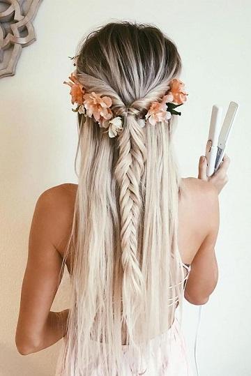 تسريحات الشعر الطويل-3