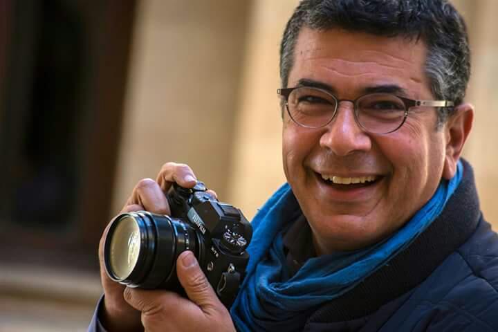 Image result for المصور المصري أشرف طلعت