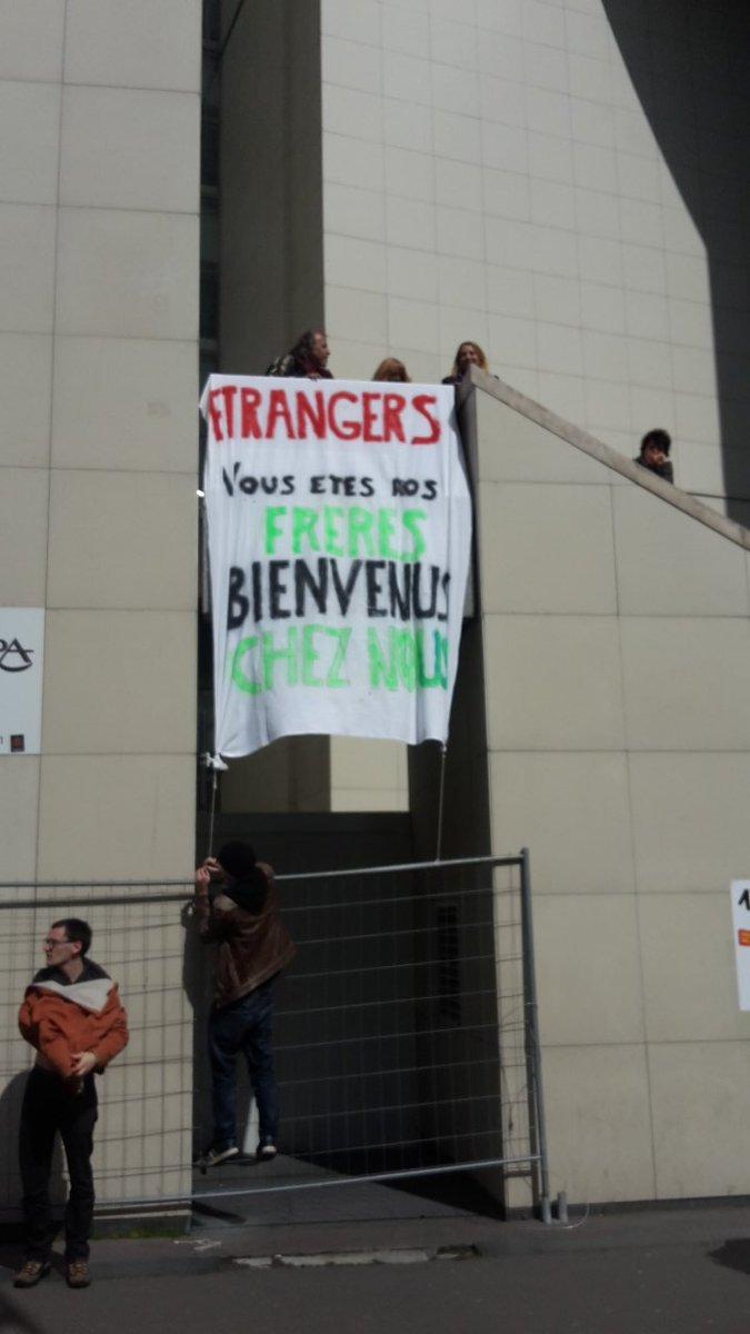 أهلاً بكم يا مهاجرون في فرنسا