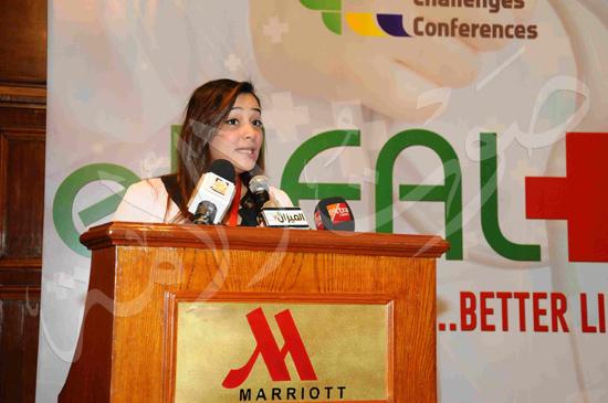 المؤتمر الاول لجمعية اتصال بحضور وزيرى الاتصال والصحة (10)