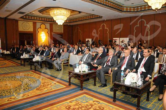 المؤتمر الاول لجمعية اتصال بحضور وزيرى الاتصال والصحة (11)