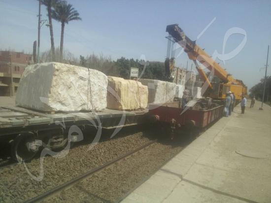 قطار البضائع (2)