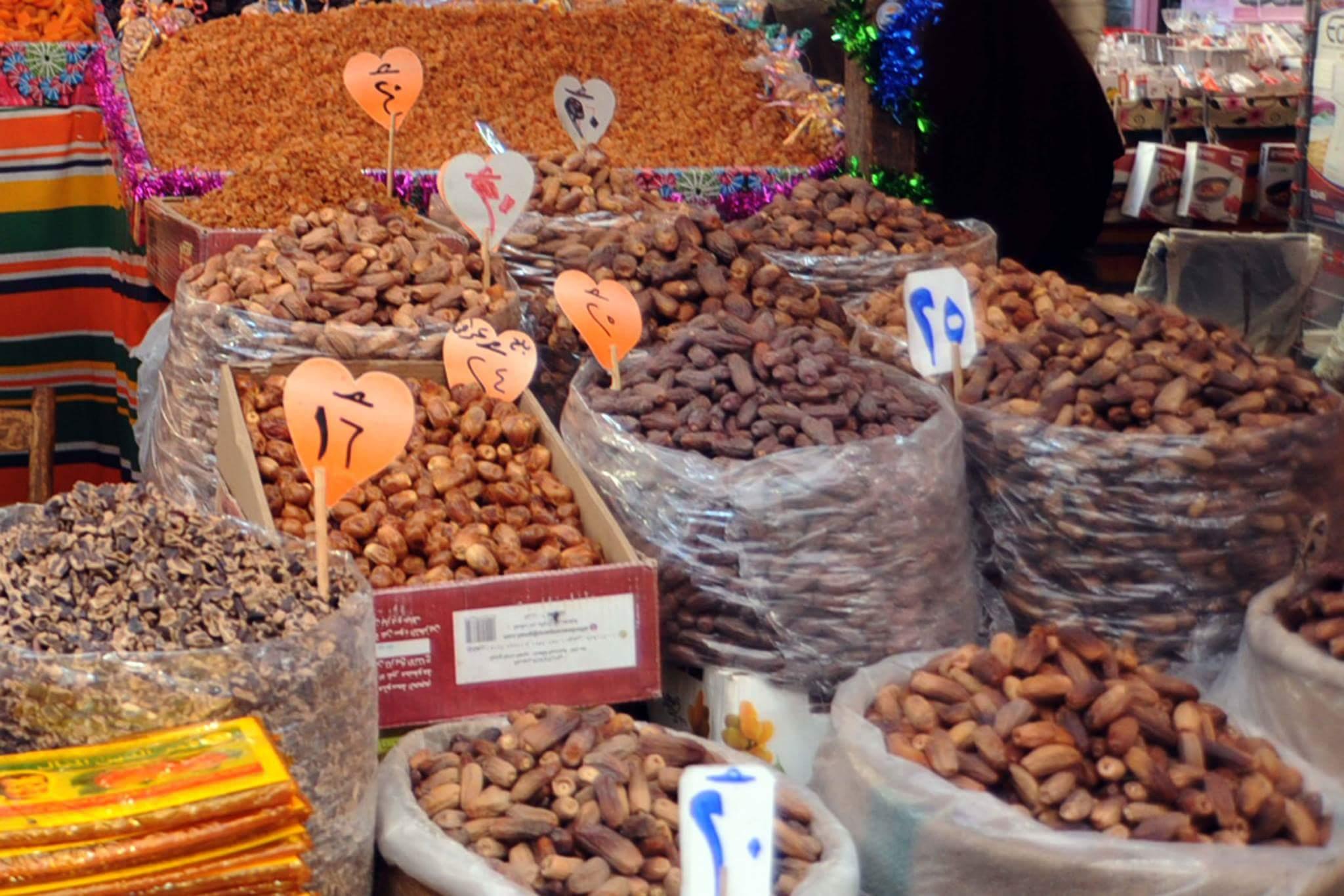 الركود يسيطر على أسواق الياميش بالإسكندرية (6)