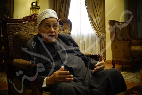 محمود عاشور، وكيل الأزهر السابق (8)