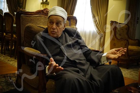محمود عاشور، وكيل الأزهر السابق (1)