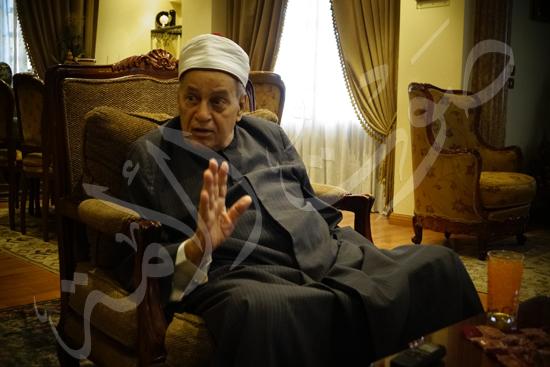 محمود عاشور، وكيل الأزهر السابق (5)