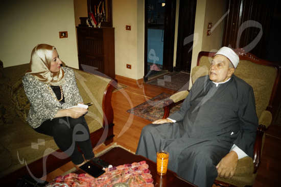 محمود عاشور، وكيل الأزهر السابق (2)
