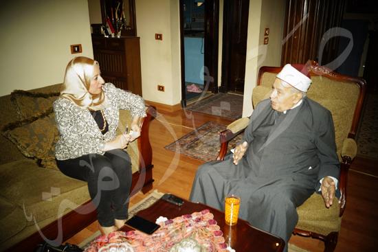 محمود عاشور، وكيل الأزهر السابق (4)