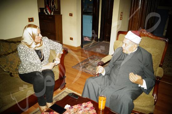محمود عاشور، وكيل الأزهر السابق (3)