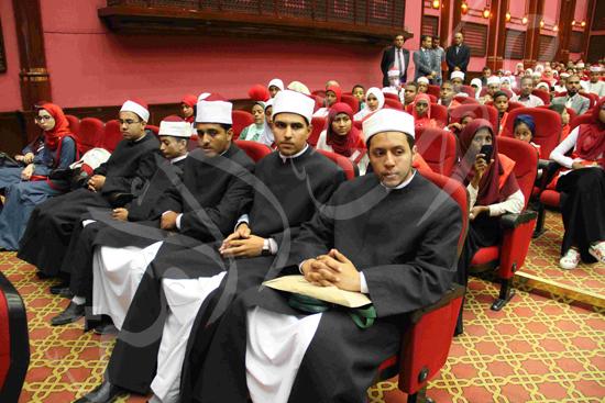الاحتفال بالفائزين فى مسابقة تحدى القراءة العربية (17)