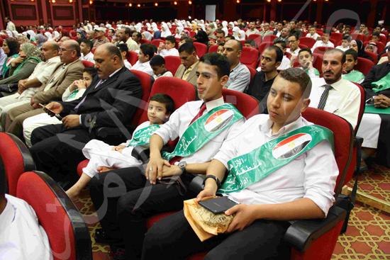 الاحتفال بالفائزين فى مسابقة تحدى القراءة العربية (11)