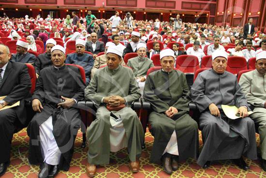الاحتفال بالفائزين فى مسابقة تحدى القراءة العربية (7)