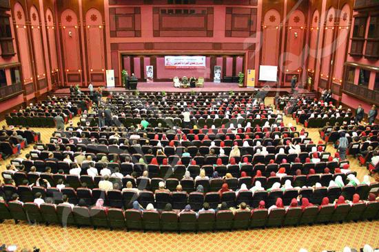 الاحتفال بالفائزين فى مسابقة تحدى القراءة العربية (19)