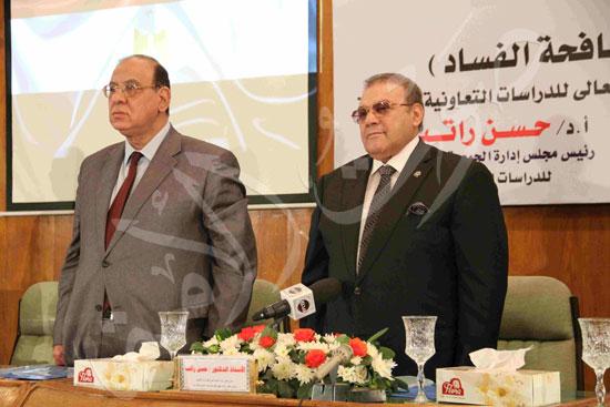 مؤتمر  دور منظمات المجتمع المدني في مكافحة الفساد (16)