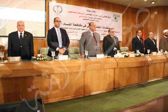 مؤتمر  دور منظمات المجتمع المدني في مكافحة الفساد (14)