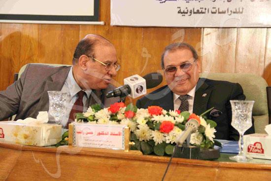 مؤتمر  دور منظمات المجتمع المدني في مكافحة الفساد (11)