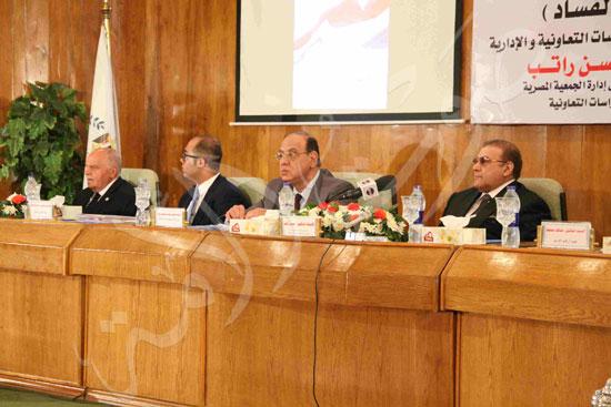 مؤتمر  دور منظمات المجتمع المدني في مكافحة الفساد (21)