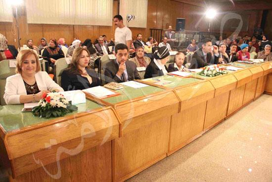 مؤتمر  دور منظمات المجتمع المدني في مكافحة الفساد (6)