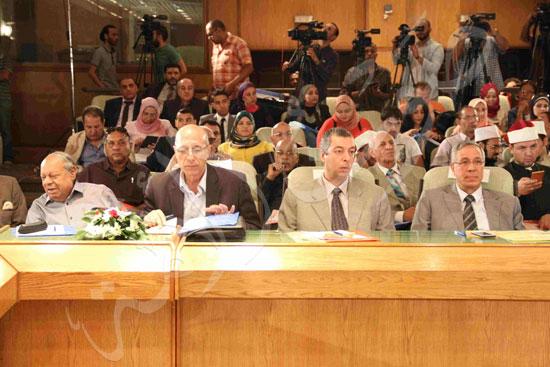 مؤتمر  دور منظمات المجتمع المدني في مكافحة الفساد (7)