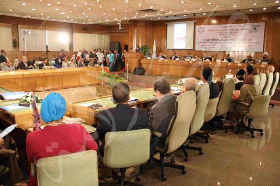 مؤتمر  دور منظمات المجتمع المدني في مكافحة الفساد (23)